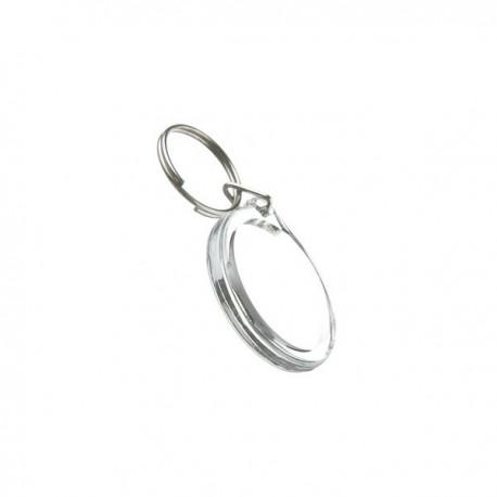 Acryl Schlüsselanhänger rund, Foto, Bild. Werbemittel, Werbeartikel
