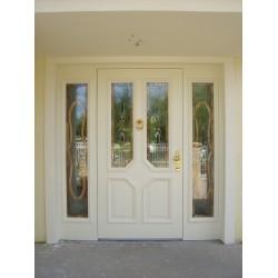Außentüren aus Holz